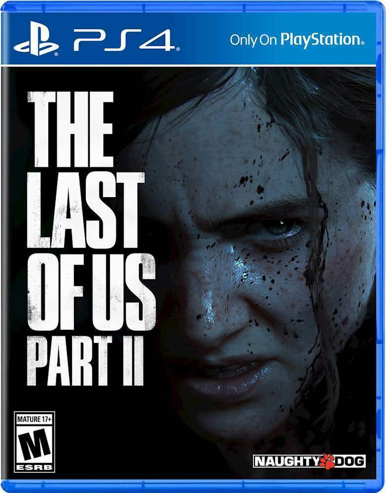 The Last of Us Part II Standard Edition PlayStation 4 3003180 - Best Buy