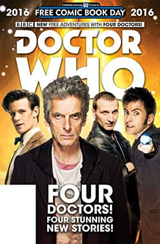 """Some Free Kindle Fiction Reads 10/6/16 + 2 Free """"Doctor Who Free Comic Book Days 2015 & 2016"""" (The Picture of Dorian Gray) More!"""