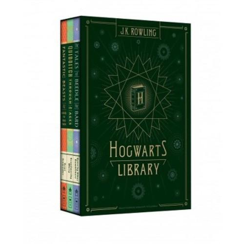 Hogwarts Library Box Set (Hardcover) $17.15 on Amazon