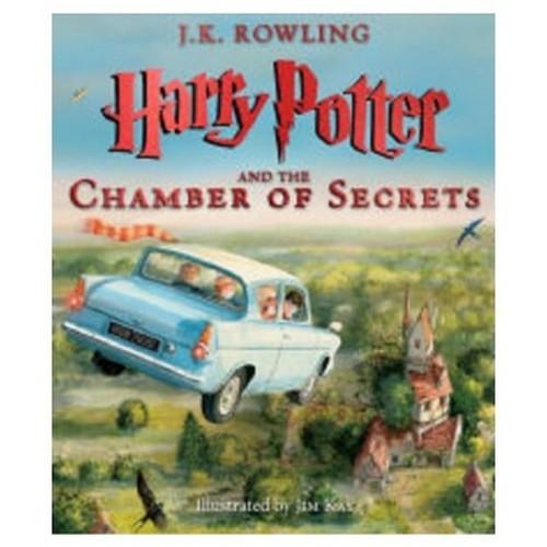 Harry Potter Illustrated books on rollback at Walmart $6.80-9.60