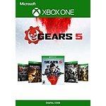 Gears 5: Bundle Pack (Xbox One Digital Download) $32.50
