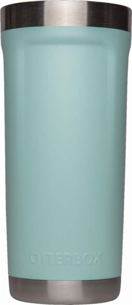 OtterBox - Elevation 20.8-Oz. Thermal Tumbler - Stainless Steel/Fair Aqua $14.99 @ Best Buy