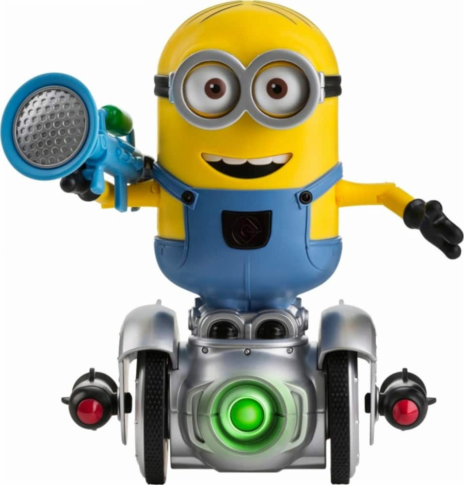 WowWee - Minion MiP Turbo Dave Robot - Yellow $14.99 @ Best Buy