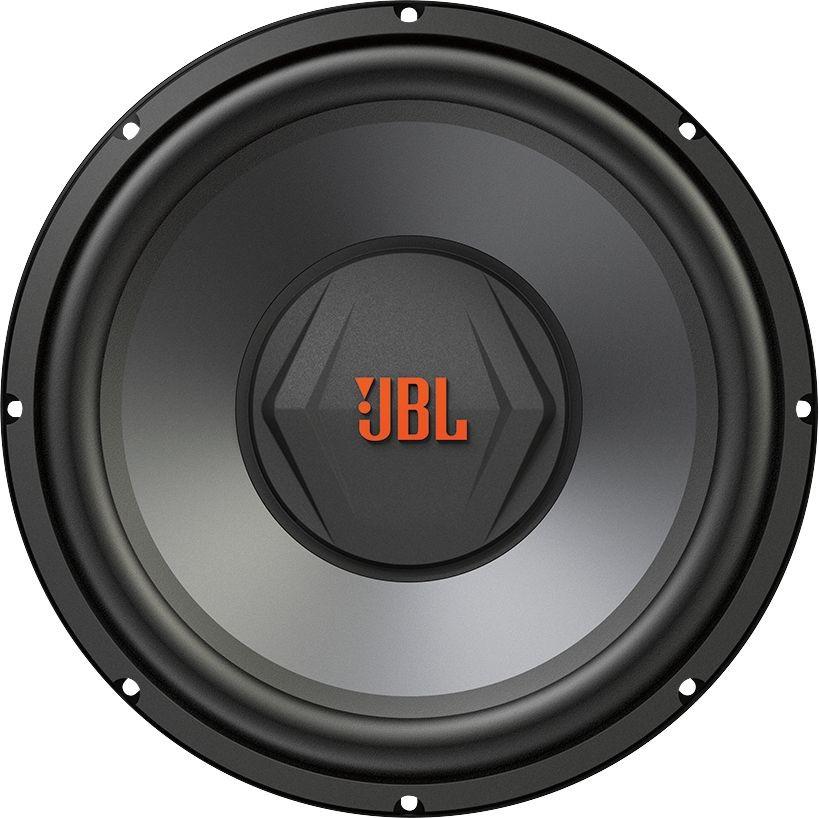 """JBL - CX Series 12"""" Single-Voice-Coil 4-Ohm Subwoofer - Black $29.99 @ Best Buy"""