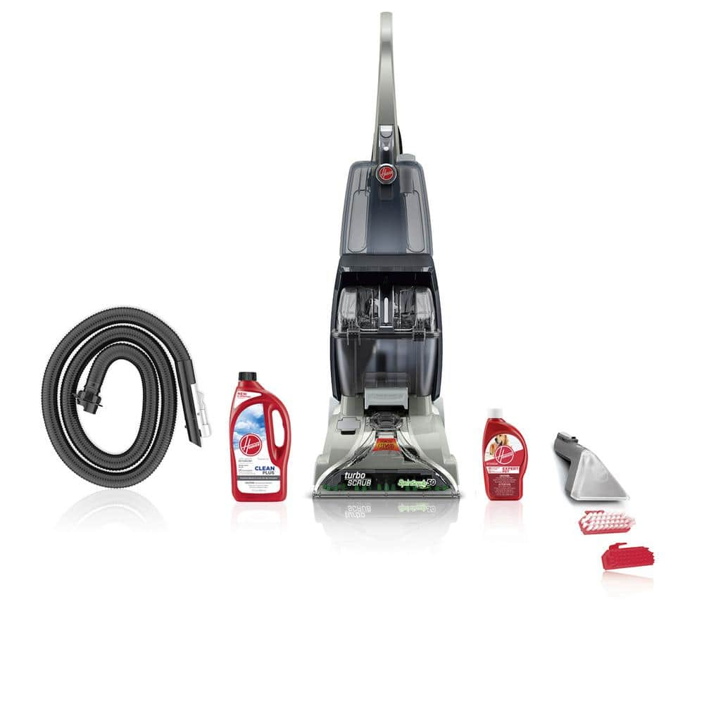 Up to 45% off Select Vacuums and Carpet Cleaners (Dyson, Shark, & Hoover) @ Home Depot