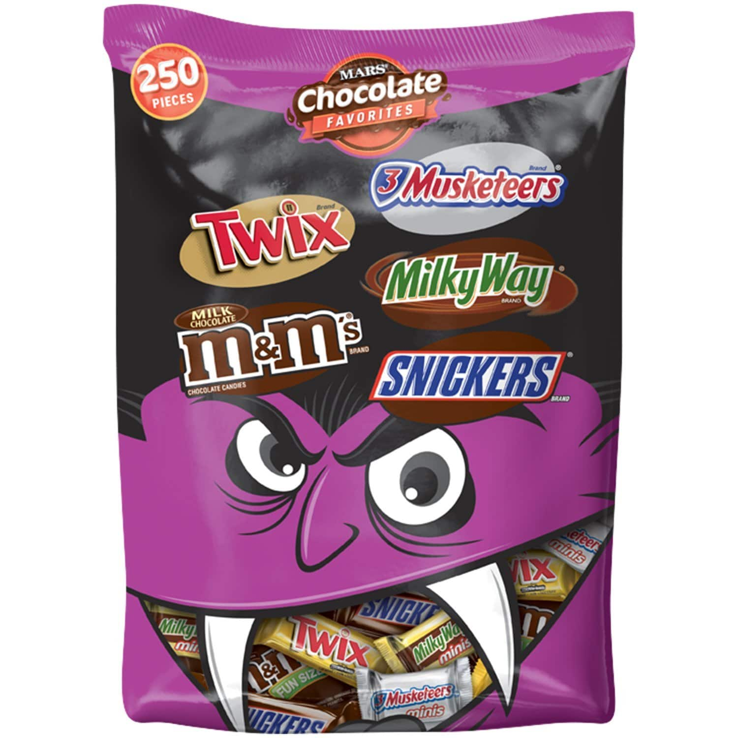 save 25 on select candy for halloween amazon