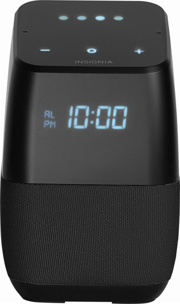 Insignia Voice Smart Bluetooth Speaker w/ Google Assistant $20 + Free S&H