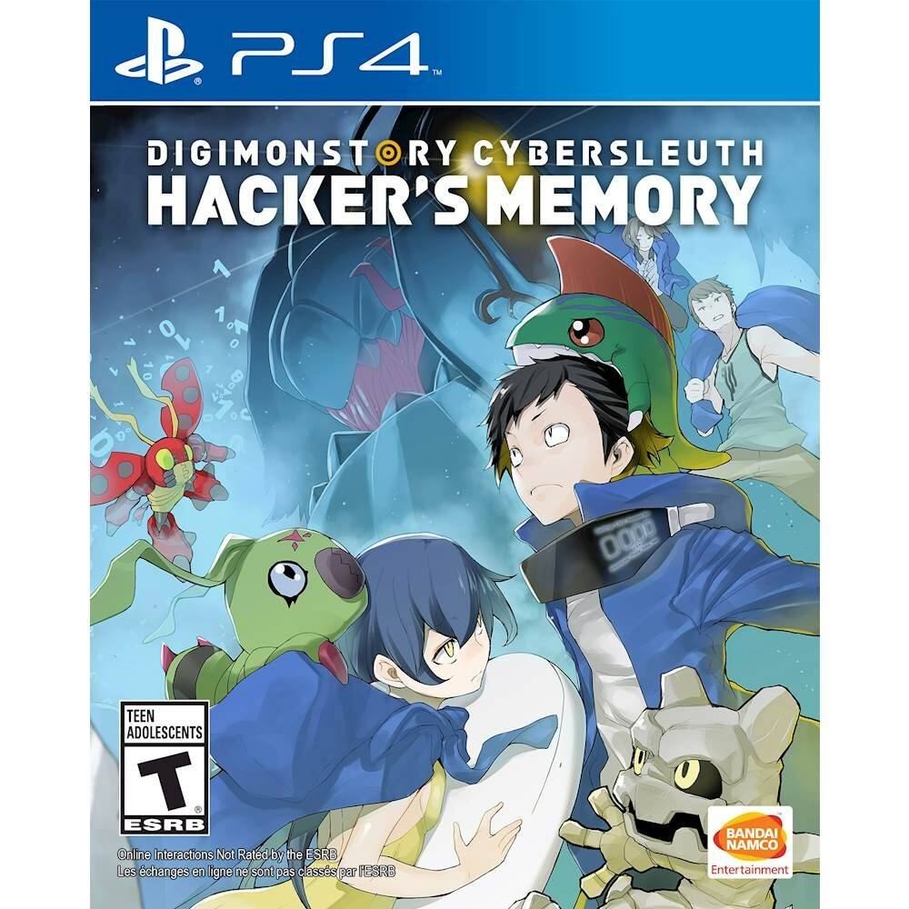 Just Cause 4 Day 1 Edition $39, Digimon Story Cyber Sleuth: Hacker's Memory $19 & More + Free Store Pickup