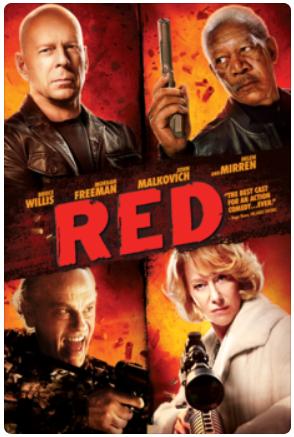 Red (Digital 4K UHD) $4.99 @ Apple iTunes