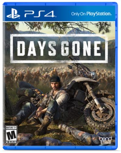 Days Gone PS4 $19.99 @ Walmart