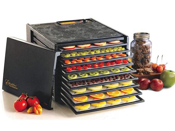 Excalibur 3900B 9-Tray Electric Food Dehydrator (Black) $130 + Free S&H w/ Amazon Prime $129.99