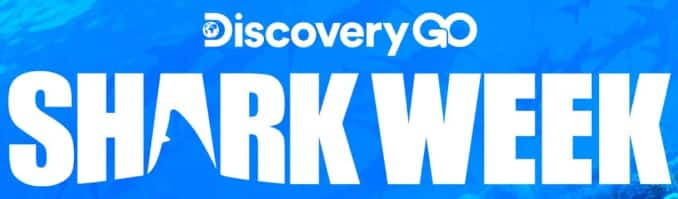 Stream in Discovery GO App Shark Week on Fire Devices, Get