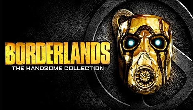 Borderlands: The Handsome Collection (PCDD) + 5x Select Bonus PCDD