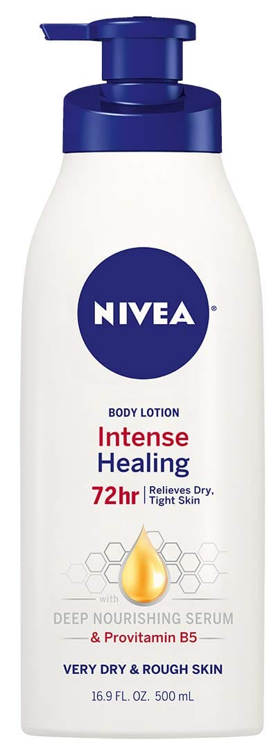 16.9oz Nivea Intense Healing Body Lotion 3 for $8.37 w/ S&S + Free Shipping
