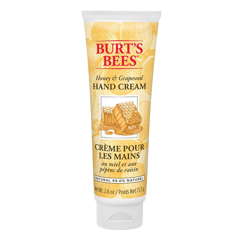 2.6oz Burt's Bees Honey & Grapeseed Hand Cream $3.04 w/ S&S + Free Shipping