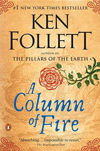 Kindle eBooks: A Column of Fire, A Curve in the Road, America's First Daughter, When Crickets Cry $2 each & More