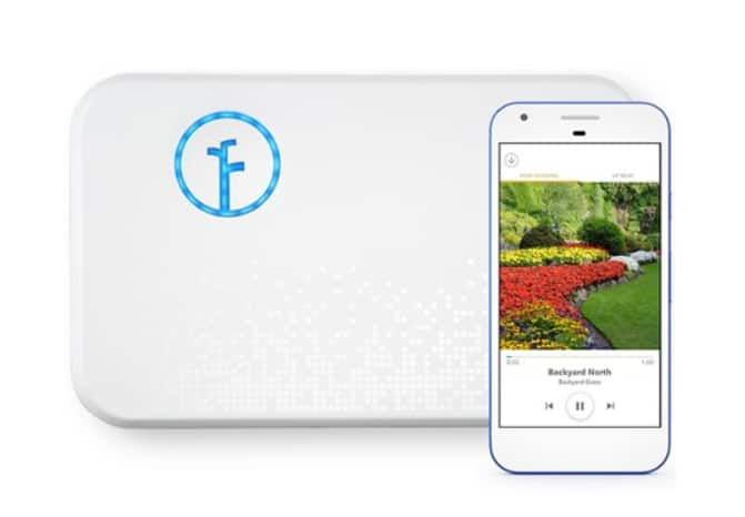 Rachio Smart Sprinkler WiFi 8-Zone Controller (2nd Gen
