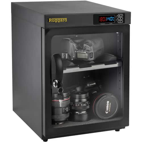 Ruggard Photographic Equipment Humidity Controlled Dry Cabinet (Various Capacity) from $69.95 + Free S&H