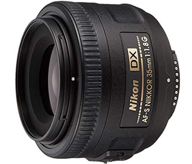 Nikon 35mm f/1.8G AF-S DX Lens $129.99 + Free Shipping w/ Prime @ Woot
