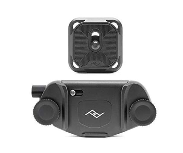 Peak Design Capture Camera Clip V3 w/ Plate $39.99 + Free Shipping w/ Prime @ Woot