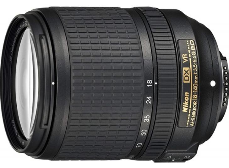 Nikon AF-S DX Nikkor 18-140mm f/3.5-5.6G ED VR Camera Lens $199.99 + Free S&H w/ Prime @ Woot