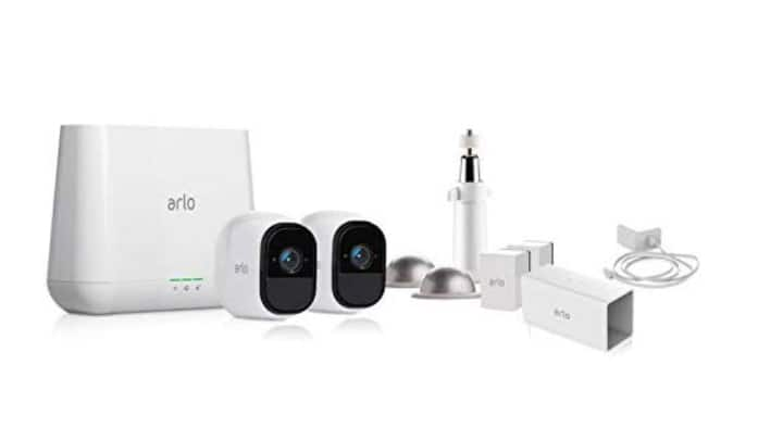 Arlo Pro Wireless HD 2-Camera Security System Kit $149.99 + Free S&H w/ Prime @ Woot