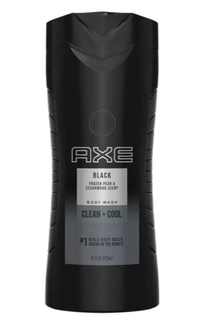 8 Axe Body Wash (16 oz) + $20 GC for $32 - also works for some Dove Shampoo/Conditioners