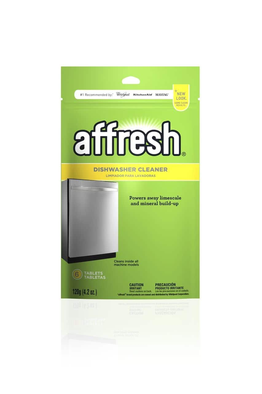 6-Count Affresh Dishwasher Cleaner Tablets $3.52 w/ S&S + Free Shipping