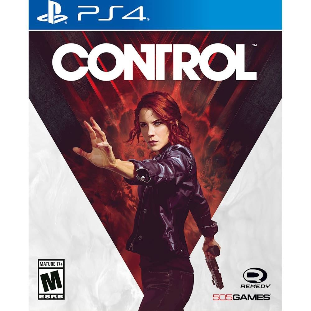 Control (PS4 or Xbox One) $30 + Free Curbside Pickup