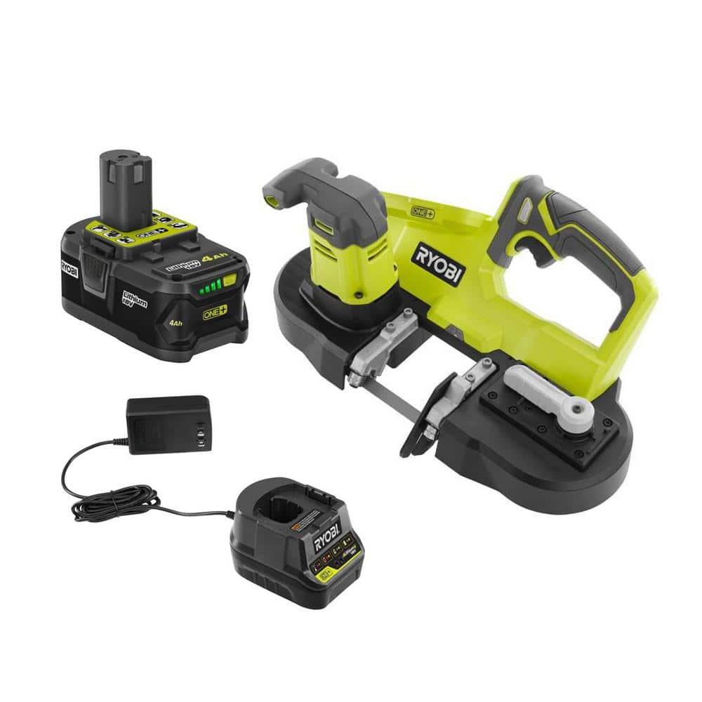 Ryobi 18V ONE+ Portable Band Saw w/ 4.0Ah Battery & Charger $159 + Free Shipping