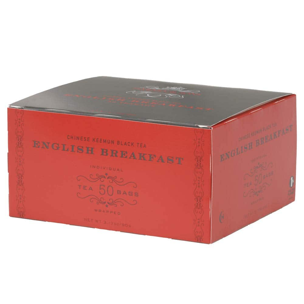 50-Count Harney & Sons Tea Bags (English Breakfast) $8.05 w/ Subscribe & Save