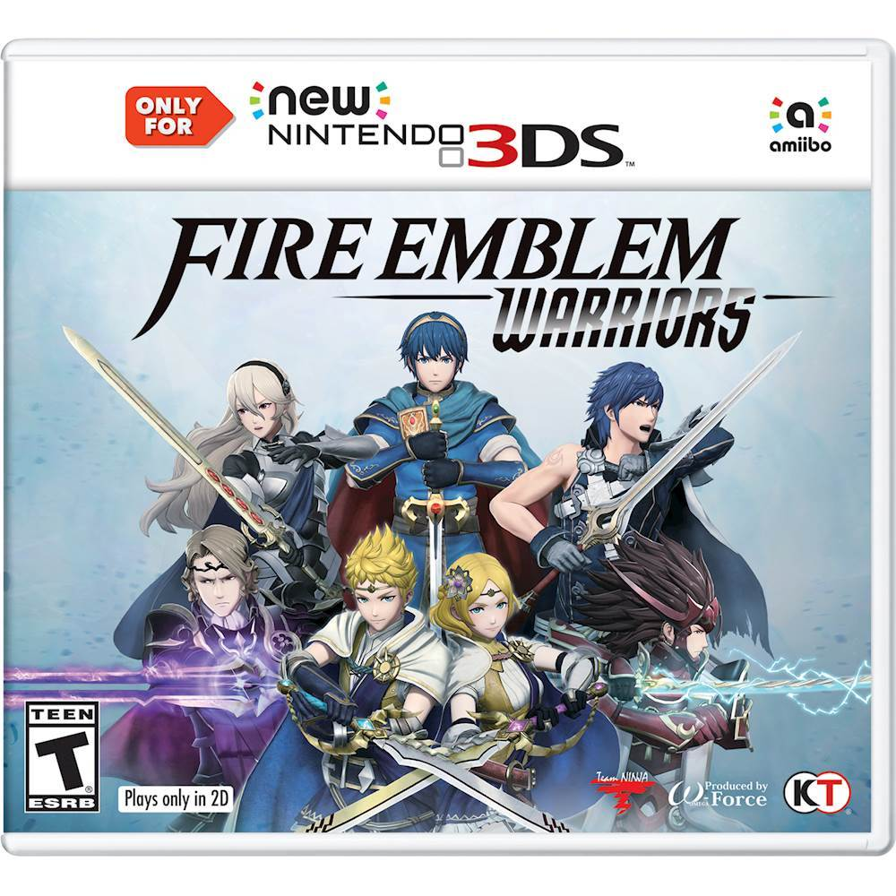 Fire Emblem Warriors (New Nintendo 3DS) $10 + Free Curbside Pickup