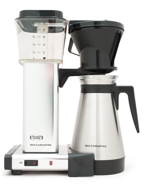 Technivorm Moccamaster 10-Cup Coffee Maker With Thermal Carafe $239.95