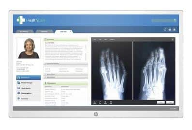 27'' HP Healthcare Edition HC271p QHD 2560 x 1440 60Hz 12ms(GTG) Today only $159.99