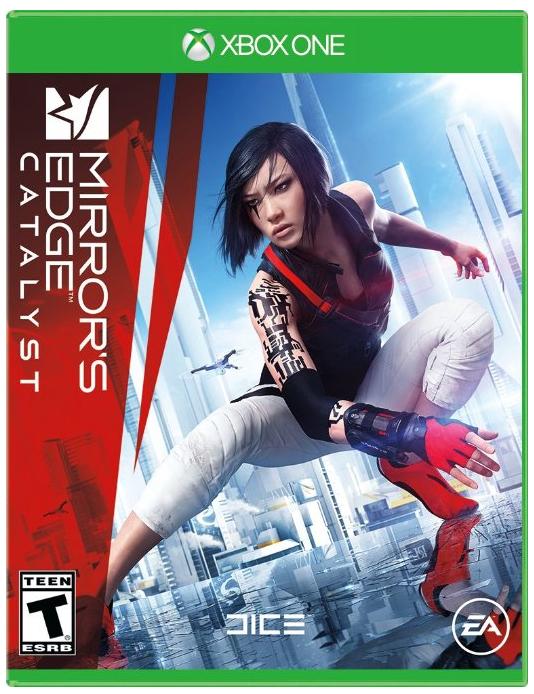 Mirror's Edge Catalyst - $34.99 ( XB1 PS4 PC ) - Amazon Prime Day