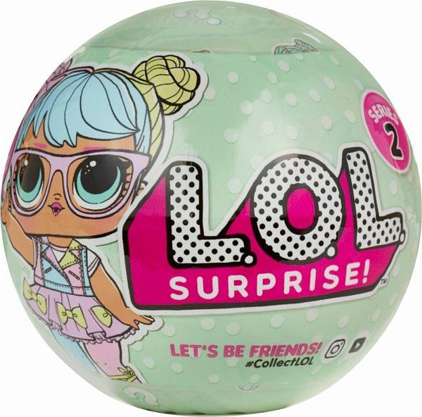 L.O.L. Surprise! Series 2 Dolls - Best Buy $9.99