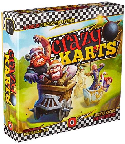 Crazy Karts Board Game (Amazon) $15.54