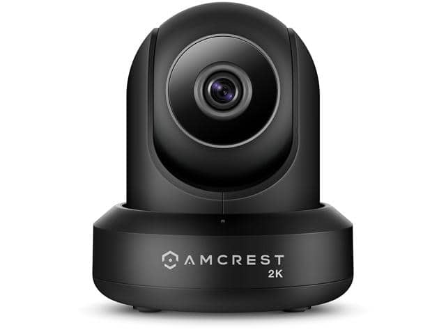 Amcrest UltraHD 2K (3MP/2304TVL) wifi ip camera @Newegg with FS - $82.99