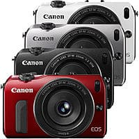 eBay Deal: Canon EOS M w/ 22mm $249 eBay Daily Deal 1yr warranty from BigValueInc. One day.