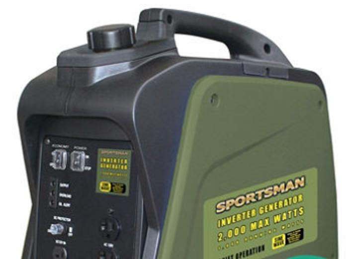 Sportsman Gasoline Inverter Generator -- $158+tax at Sam's Club $158.64
