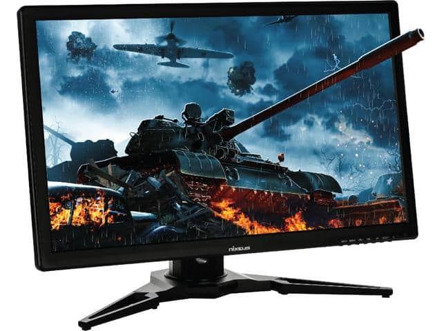 27 inch Nixeus EDG IPS 2560x1440 AMD FreeSync 144Hz (30-144 Hz range) Monitor - $400 + Free Shipping