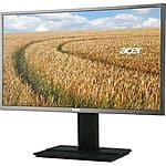 Acer 32 inch monitor B326HULYMIIDPHZ 2560 x 1440 resolution Refurbished $399