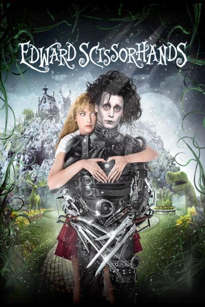 edward scissorhands stream