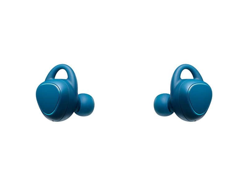 Samsung Gear IconX Wireless Earbuds Blue $79 + Shipping ($99 for white) at Samsung.com
