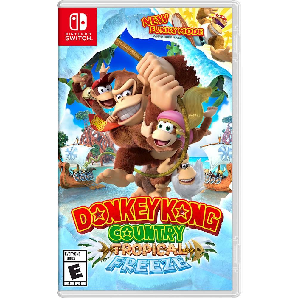 Donkey Kong Country  ($53.99/GCU $43.19) Mario Tennis Aces ($54.99/GCU $43.99) Super Mario Odyssey ($49.99/GCU $39.99) Mario Kart 8 Deluxe ($54.9/GCU $43.99) & More