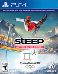 Steep: Winter Games Edition - Xbox One/PS4 ($20.99/GCU $16.59)