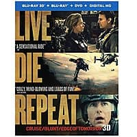 Amazon Deal: Live. Die. Repeat Edge of Tomorrow 3D is $19.99