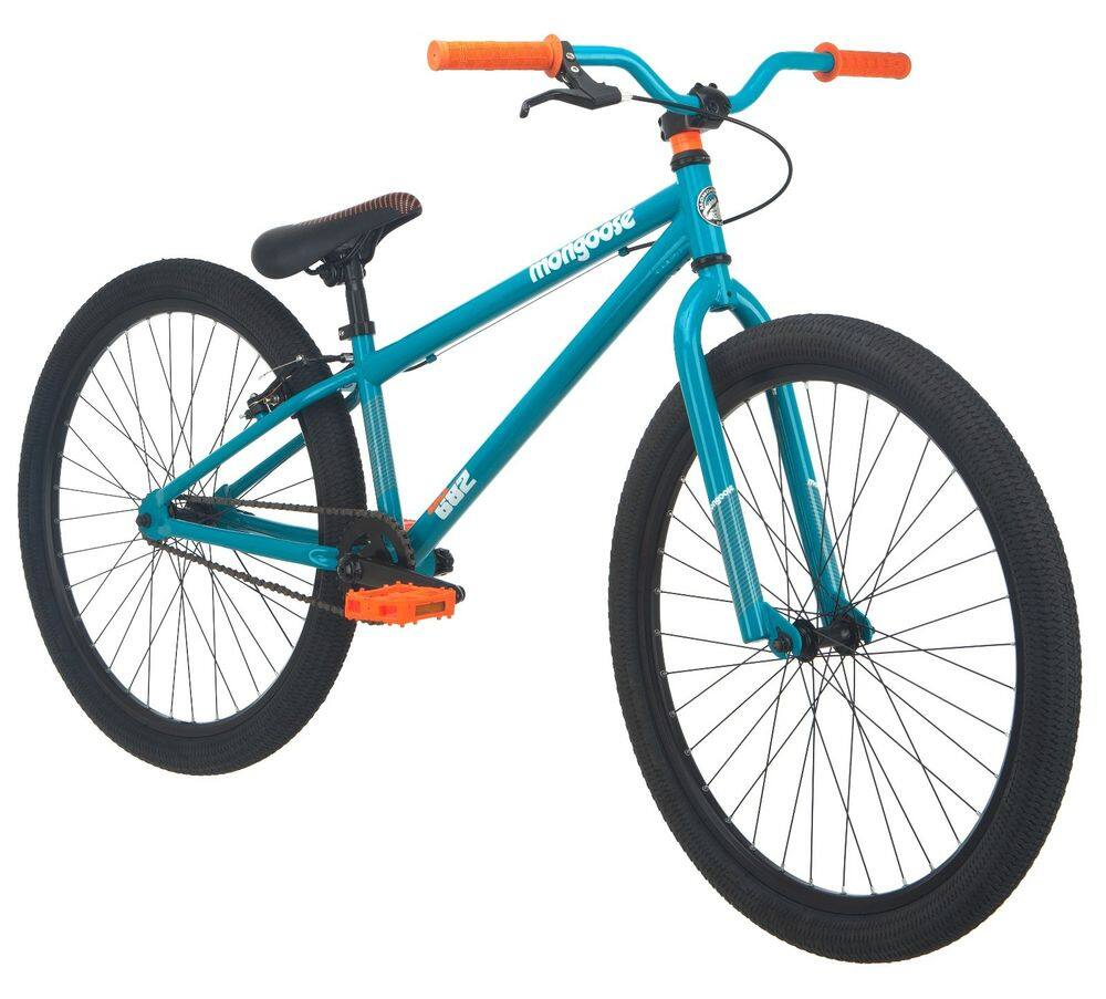 "26"" Mongoose Dirt Jumper / Adult BMX Cruiser $79.99"