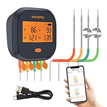 Inkbird WiFi Grill Thermometer $42.97