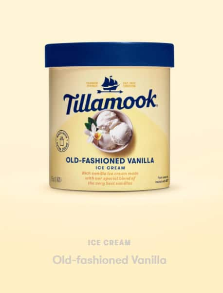 48oz Container of Tillamook Ice Cream for Free - Ypayfull